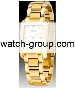 Watch strap company Lotus model BA01267. Strap Watch Lotus 15194/1