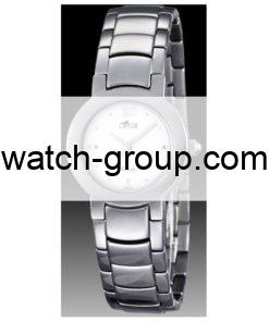 Watch strap company Lotus model BA01892. Strap Watch Lotus 15234/1