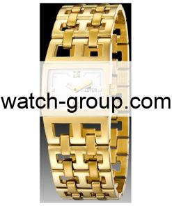 Watch strap company Lotus model BA02727. Strap Watch Lotus 15451/1