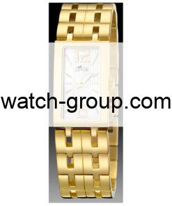 Watch strap company Lotus model BA02771. Strap Watch Lotus 15472/1