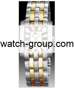 Watch strap company Lotus model BA02928. Strap Watch Lotus 15599/1