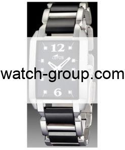 Watch strap company Lotus model BA02941. Strap Watch Lotus 15593/3