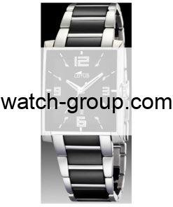 Watch strap company Lotus model BA02957. Strap Watch Lotus 15592/2