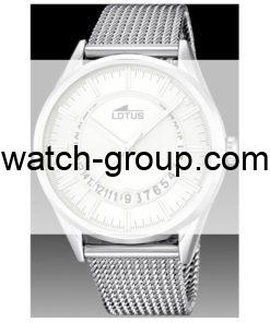 Watch strap company Lotus model BA04122. Strap Watch Lotus 15975/7