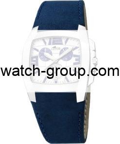 Watch strap company Lotus model BC04237. Strap Watch Lotus 15321/6