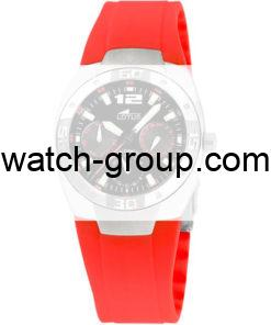 Watch strap company Lotus model BC04378. Strap Watch Lotus 15344/5