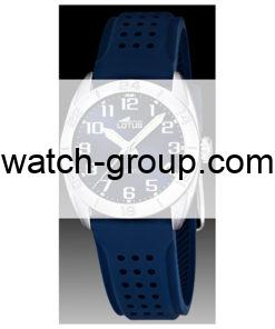 Watch strap company Lotus model BC08097. Strap Watch Lotus 15830/3