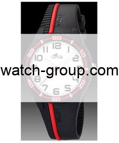 Watch strap company Lotus model BC08564. Strap Watch Lotus 15941/1