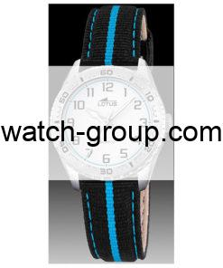 Watch strap company Lotus model BC08760. Strap Watch Lotus 18171/1