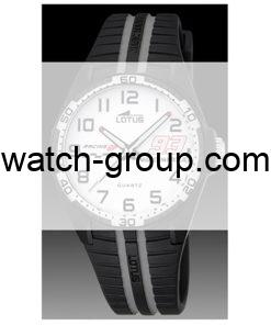 Watch strap company Lotus model BC09214. Strap Watch Lotus 18261/4