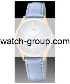 Watch strap company Lotus model BC09782. Strap Watch Lotus 18407/3