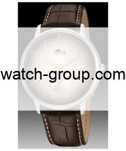 Watch strap company Lotus model BC09829. Strap Watch Lotus 10134/2