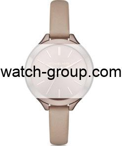 Watch strap company Michael Kors model AMK2631. Strap Watch Michael Kors MK2631