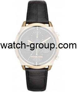 Watch strap company Michael Kors model AMK2686. Strap Watch Michael Kors MK2686