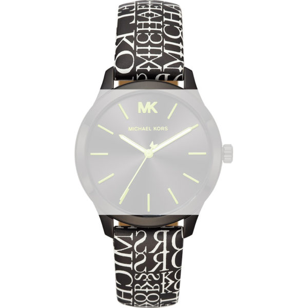 Watch strap company Michael Kors model AMK2847. Strap Watch Michael Kors MK2847