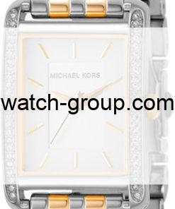 Watch strap company Michael Kors model AMK3137. Strap Watch Michael Kors MK3137
