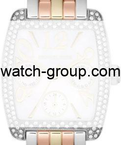 Watch strap company Michael Kors model AMK5681. Strap Watch Michael Kors MK5681