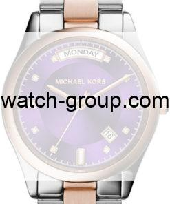 Watch strap company Michael Kors model AMK6072. Strap Watch Michael Kors MK6072