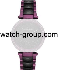 Watch strap company Michael Kors model AMK6541. Strap Watch Michael Kors MK6541