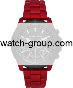 Watch strap company Michael Kors model AMK8680. Strap Watch Michael Kors MK8680