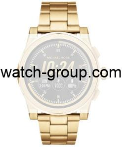 Watch strap company Michael Kors model AMKT5026. Strap Watch Michael Kors MKT5026