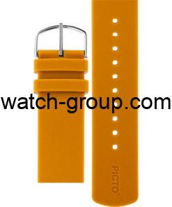 Watch strap company Picto model 0720S. Strap Watch Picto 43352-0720S