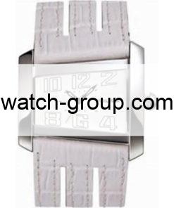 Watch strap company Police model APL.10284MS-04C. Strap Watch Police 10284MS-04C