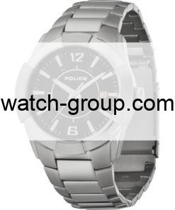Watch strap company Police model APL.12547JS-02M. Strap Watch Police 12547JS-02M