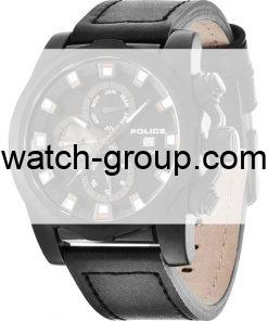 Watch strap company Police model APL.13928JSB-02A. Strap Watch Police 13928JSB-02A