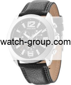 Watch strap company Police model APL.14104JS-02. Strap Watch Police 14104JS-02