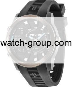 Watch strap company Police model APL.14249JPBU-02. Strap Watch Police 14249JPBU-02