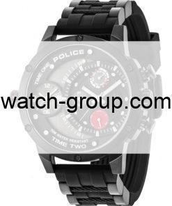 Watch strap company Police model APL.14536JSB-CB