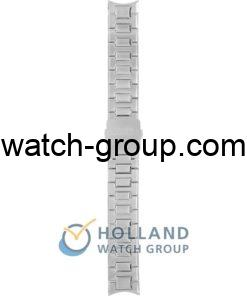 Watch strap company Seiko model 34H6JZ. Strap Watch Seiko SNP001P1