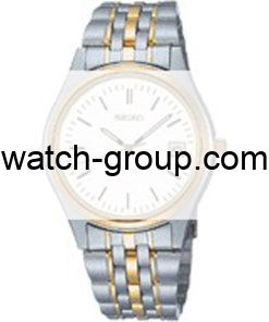 Watch strap company Seiko model 44C6LZ. Strap Watch Seiko SGD366P1