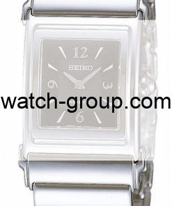 Watch strap company Seiko model 4695AB. Strap Watch Seiko SWE009J1