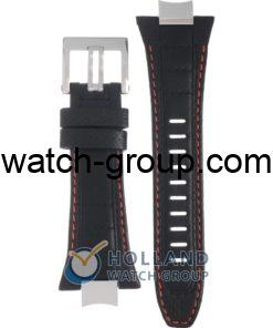Watch strap company Seiko model 4A1R1JT. Strap Watch Seiko SNAD23P2