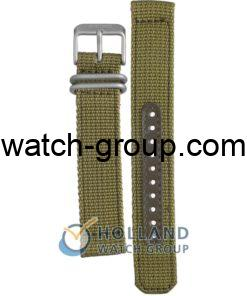 Watch strap company Seiko model 4K11JZ. Strap Watch Seiko SNK805K2