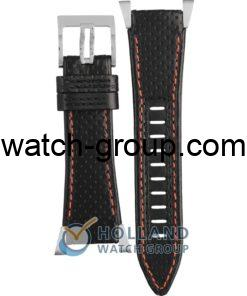 Watch strap company Seiko model 4KT3JZ. Strap Watch Seiko SNJ021P1