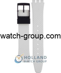 Watch strap company Swatch model AGN720. Strap Watch Swatch GN720