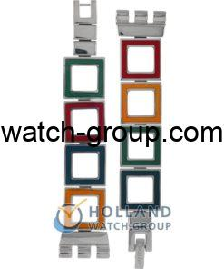 Watch strap company Swatch model AGS129G. Strap Watch Swatch GS129G