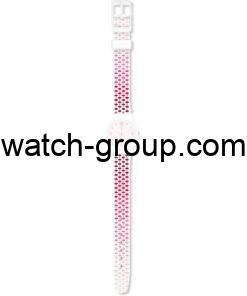 Watch strap company Swatch model ALW163