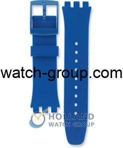 Watch strap company Swatch model ASUSN400. Strap Watch Swatch SUSN400