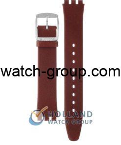 Watch strap company Swatch model ASYXS102