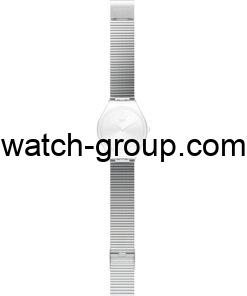 Watch strap company Swatch model ASYXS103GG
