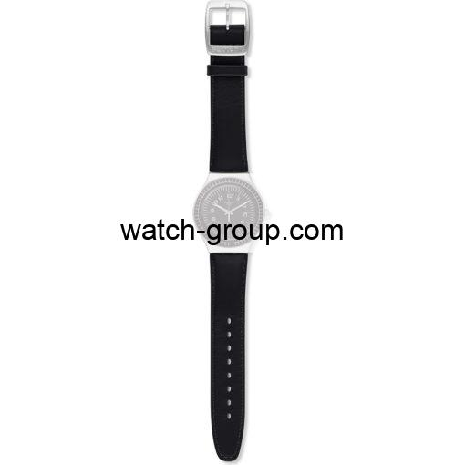 Watch strap company Swatch model AYGS133C. Strap Watch Swatch YGS133C