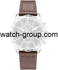 Watch strap company Swiss Military Hanowa model A06-4251.04.007. Strap Watch Swiss Military Hanowa 06-4251.04.007