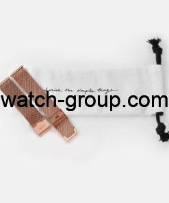 Watch strap company Cluse model CLS047.Strap Watch  Cluse CL18303 Cluse CL40007.
