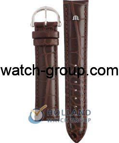 Watch strap company Maurice Lacroix model ML550-000018. Strap Watch Maurice Lacroix CR6037-SS001-11I