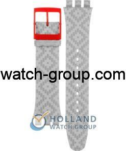 Watch strap company Swatch model ASUOW109